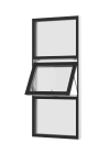 Rationel AURAPLUS PREMIUM Topstyret m faste felter top og bund