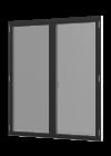 Rationel AURAPLUS BASIC Vinduesdør 2-fløjet